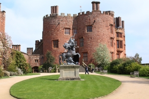 powis castle two
